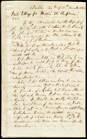 Irish Jottings for Maria W. Chapman [manuscript]