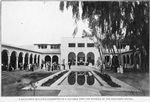 A California building suggested as a suitable type for schools in the Southern States