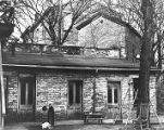 Slave quarters at the Carneal House