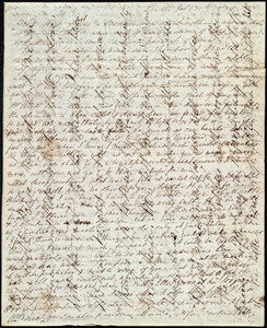 Letter from Ann Terry Greene Phillips, London, England, to Maria Weston Chapman, July 30th, 1839