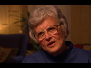 American Experience; Interview with Betty Pearson, Mississippi resident