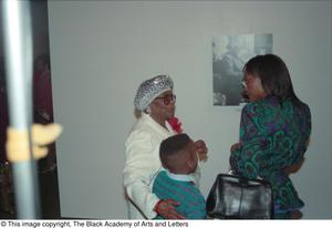 Osceola Mays and her family Dallas/Fort Worth Black Living Legends Dallas/Fort Worth Black Living Legends, 1991