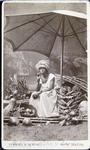 Market woman, Brazil