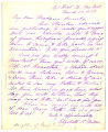 Anneke--Series: Women's Suffrage Correspondence, 1866-1884 (Fritz Anneke and Mathilde Franziska Anneke papers, 1791-1934; Wisconsin Historical Society Archives, Box 5, Folder 4)