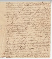 Letter to James Anderson from George Washington Parke Custis, June 26, 1806