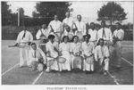 Teacher's Tennis Club