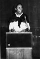 Queen Amos as Sojourner Truth, ca. 1985