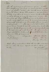 247. Contract to work between freedmen and William McBurney -- 1865