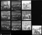 Set of negatives by Clinton Wright of Kappa's summer school at Marvel Manor, 1967