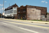 Commercial Buildings, 500 block Indiana Avenue, 1990 (Indianapolis, Ind.)