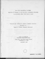 Non-white Residential Patterns. Analysis of Changes in the Non-white Residential Patterns in Cleveland, Ohio, from 1910-1959