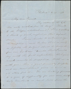 Letter from Sarah Pugh, Philad[elphi]a, [Penn.], to Maria Weston Chapman, 2/12/ - [18]48