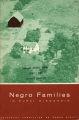 Negro families in rural Wisconsin