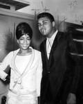 Cassius Clay with his bride
