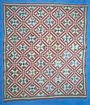1850 - 1875 Ellen Parsons's Pieced Quilt