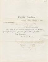 Resolutions From States About Federal Authority, 1861