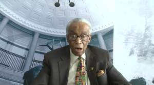 Hartford NAACP Former President Dr. Sedrick Rawlins Interview and Transcript