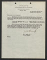 Documents regarding the construction and maintenance of dams on Reedy Creek, Reedy Creek State Park, 1939-1959