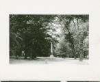 Horace Mann monument photograph