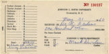 Eugene Avery Adams papers, 1892-1968, folder 78; March 2-August 19, 1960