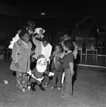 Children and Puppet, Los Angeles, 1972