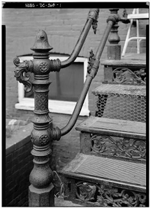 Mary Ann Shadd Cary House, 1421 W Street Northwest, Washington, District of Columbia, DC