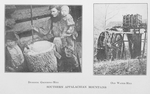Southern Appalachian mountains; Domestic grinding-mill; Old water-mill