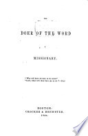 The doer of the word