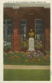 """""""Dr. G. W. Carver Monument, Tuskegee Institute, Ala."""""""