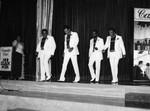 Performers on Stage, Los Angeles, 1985