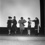 Women on stage, Los Angeles