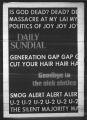 Sundial (Northridge, Los Angeles, Calif.) 1969-12-17