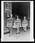 Baltimore branch NAACP pickets