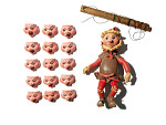 Elf with 16 Faces