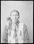 Dakota Rosebud man, U. S. Indian School, St Louis, Missouri 1904