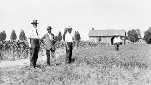 Unidentified group of men.