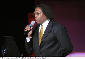 Curtis King Speaking Hip Hop Broadway: The Musical