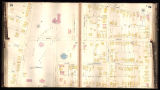 Plates 35-36 Sanborn Fire Insurance Map of Nashville, Tenn. (1897, rev. 1911)