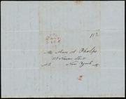 Letter to] Mr. Phelps, Dear Sir [manuscript