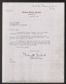 Board and Committees. Ad Hoc Committees. Race Relations Committee. U.S. Senate - Letters on Civil Rights Bill. (Box 33, Folder 13)
