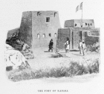 The fort of Kabara