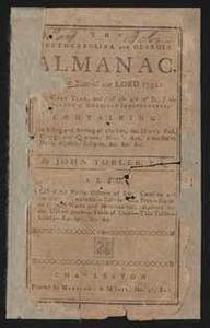 Sandy Island Plantation Journal, Volume 1, 1792