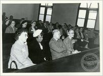 Race Relations forum, March 22, 1958