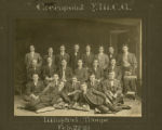 Minstrel troupe at the Greenpoint branch, Brooklyn, NY, Feb., 22-23, 1909