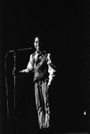 Marc Copage performing on stage, Los Angeles, 1970