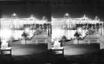 Brilliant illumination of the Electricity Building at night, Louisiana Purchase Exposition
