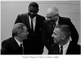 J.D. 'Dorm' Braman, Edwin T. Pratt, Edwin C. Berry, Benjamin Weeks, 1967
