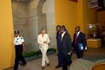 Asantehe Visits Museum of African Art