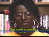 Caribbean Writers and Their Art: Readings by Aurora Shante Ferguson, Velma Pollard, Michael Anthony (1991)