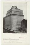 Hotel Ambassador, Park Avenue And Fifty-First Street, New York City